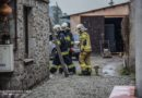 Pożar sadzy w przewodzie kominowym! W akcji 3 zastępy straży pożarnej!