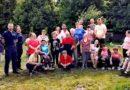 Dzielnicowi z Rakoniewic odwiedzili Warsztaty Terapii Zajęciowej w Rakoniewicach